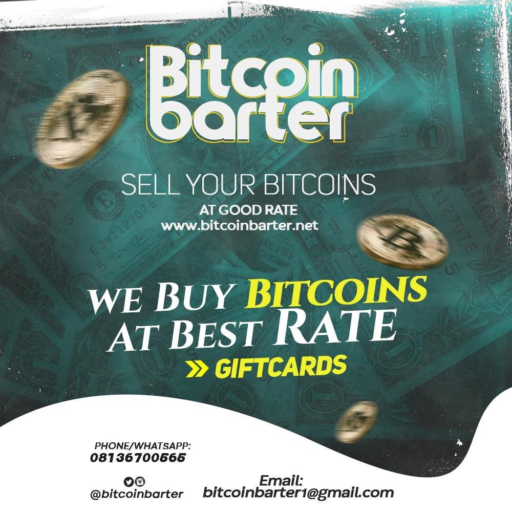 Best site to sell bitcoins and giftcards at high rate and buy bitcoins in Nigeria